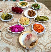 Shawarma Salam