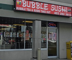 Bubble Sushi