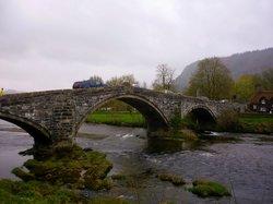 Y Bont Fawr - Llanrwst Bridge