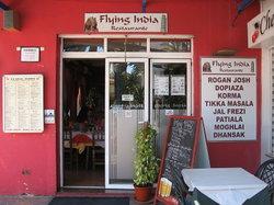 Flying India