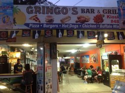 Gringoes bar and grill