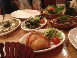 Manoush Cuisine