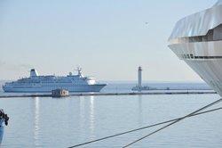 The Odessa Port