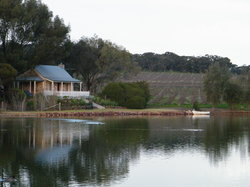 cupids cottage view by the lake
