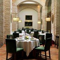 Parador de Olite. Restaurante Teobaldos