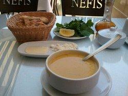 Nefis Pide Kebab Corba