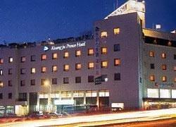 Gwangju Palace Tourist Hotel
