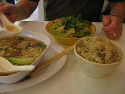Green Curry and Soup