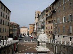 Piazza del Plebiscito di Ancona