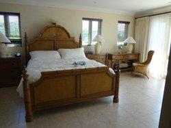 Master bedroom - Cove suite