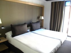 Our beautiful room