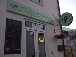 ‪The Lyme Bay Sandwich Company‬