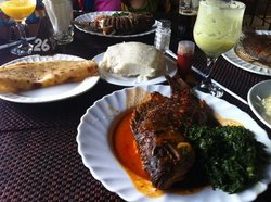 Mama Oliech's Restaurant