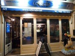 Cafe Rialto - Fulham