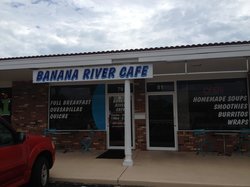 ‪Banana River Cafe‬