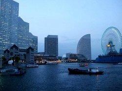 橫濱港灣未來21