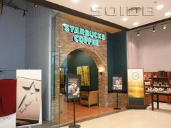 Starbucks-Central Festival Pattaya Beach