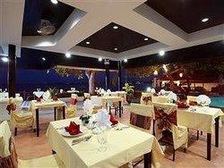 Sandy Resort beach restaurant