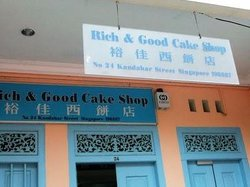 Rich & Good Cake Shop