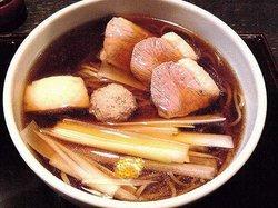 Kamiya (Freshly Boiled Udon Soba)