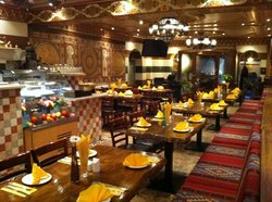 ليالي الشام للمطبخ السوري العريق