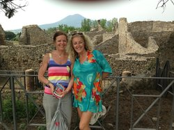 A trip to Pompeii, but Herculanium is much better.