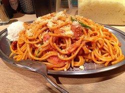 Spaghetti Pancho