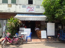 Rays Grille Laos