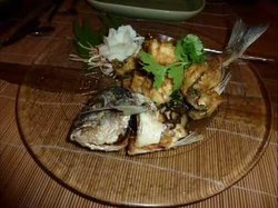 Choi Rot Di Sea Food