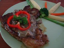 T Bone Steak And Grill