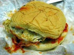 Ramly Hamburger