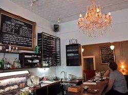 Cure Bar & Eatery