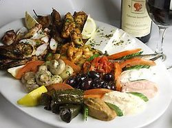 Meltemi Greek Tavern