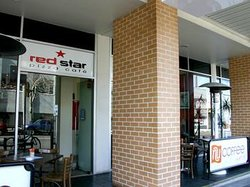 Red Star Pizza Cafe