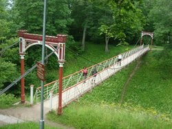 Viljandi Rope Bridge