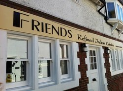 Friends Refined Indian Cuisine