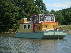 Saugatuck Wooden Boat
