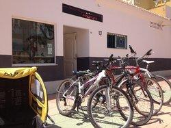 Alquiler de bicicletas Pepe Bikes