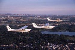 A.L.M. Par avion