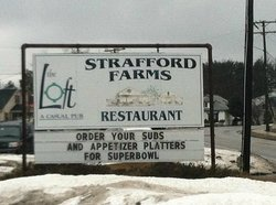 Strafford Farms Restaurant
