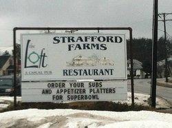 Strafford Farms Restaurant