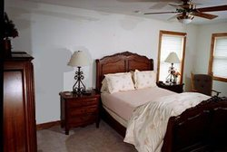Lake Le Homme Dieu Bed and Breakfast
