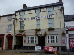 Pen-y-Bryn Hotel