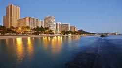 太平洋海灘酒店
