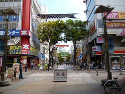 Isezakicho Shopping District