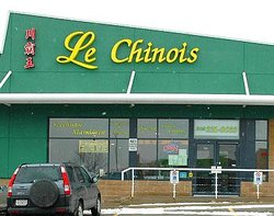 Le Chinois   take-out
