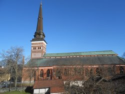 Vasteras Cathedral