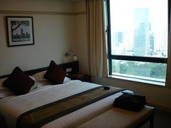familiy suite sleeping room