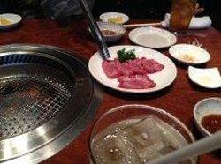 Yakiniku (Grilled meat) Maruyoshi Namba