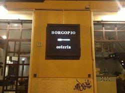 Osteria Borgo Pio